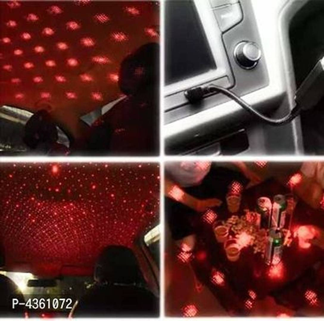 Star LED Light Projection For Room And Car