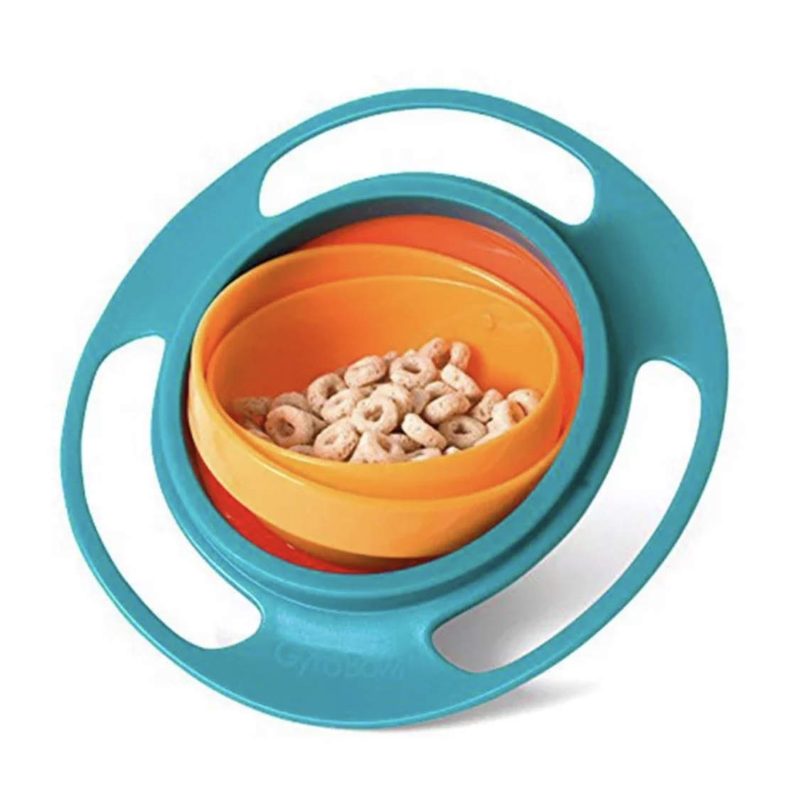 Anti-Gravity Gyro Bowl For Kids