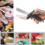 The Clever Cutter - 4 in 1  Food Chopper