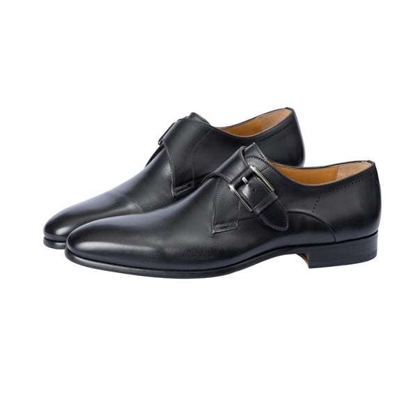 Magnanni Negro Single-Monkstrap - Sovrano