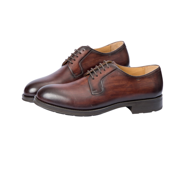 Magnanni Marron Plain Derby - Sovrano