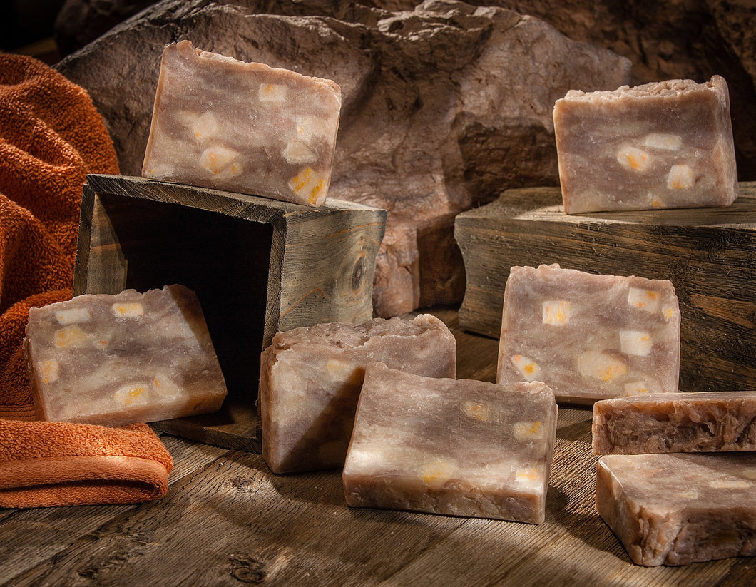 Sandalwood Scented Soap