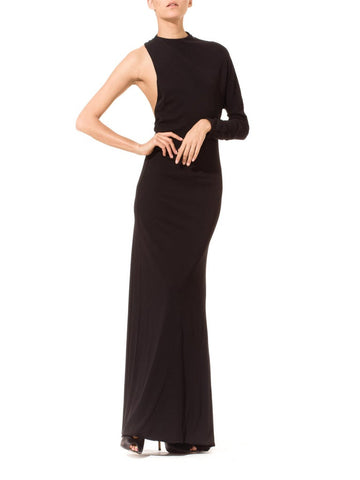 1996 Iconic Tom Ford for Gucci SIlk Jersey Gown