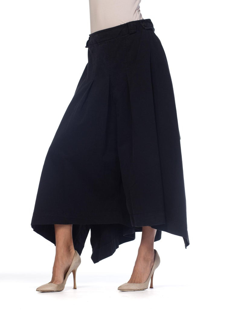 Yohji Miyake Style Full Pleated Japanese Pants