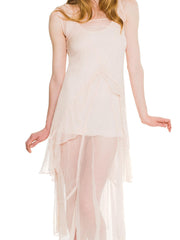 1990s Does The 1920s/30s Chiffon Dress