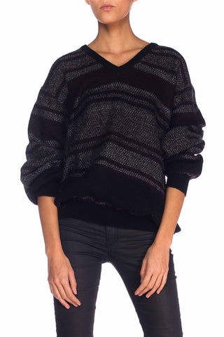 1980s Galtrucco V-Neck Sweater