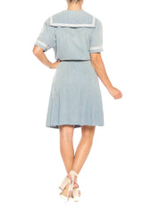 1930s Sailor Dress
