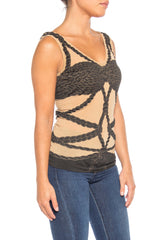 Wolford Knit Rope Top