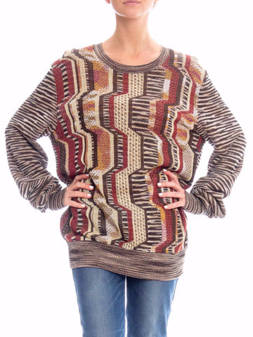 1980s Mens Missoni Sweater
