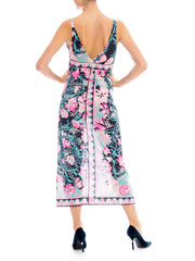 1960s Pucci Floral Print Nightgown