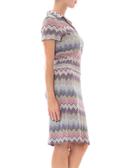 1990s Missoni Knit Dress