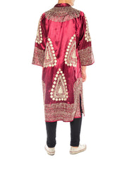 Ethnic Embroidered Robe