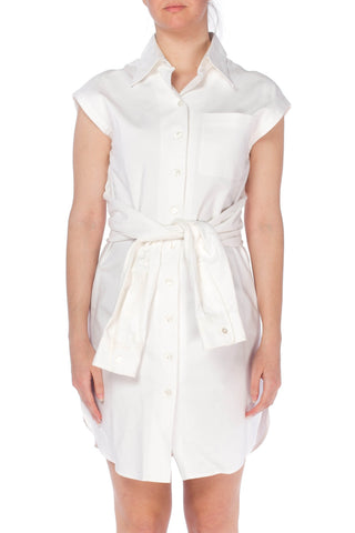 Moschino Cotton Shirt Dress