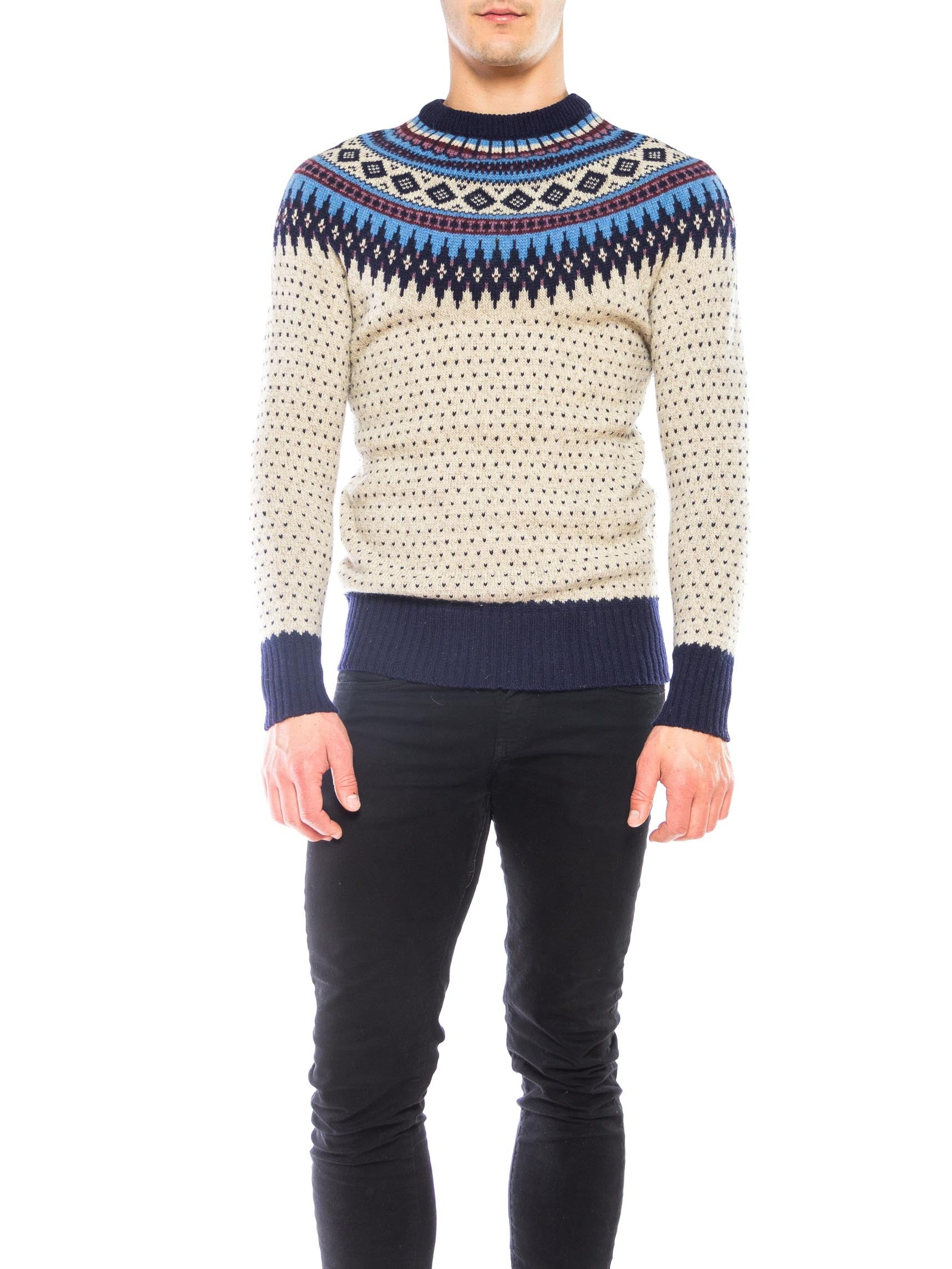 Woolrich Wool Men's Sweater
