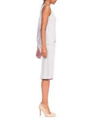 Calvin Klein Collection Rayon Jersey Dress