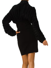 Cozy 1990s Alaia Dress