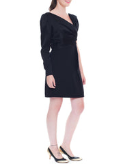 Unconventional Bill Blass Little Black Dress