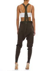 1940s Military Olive Green Pants - Belonged to John Galliano