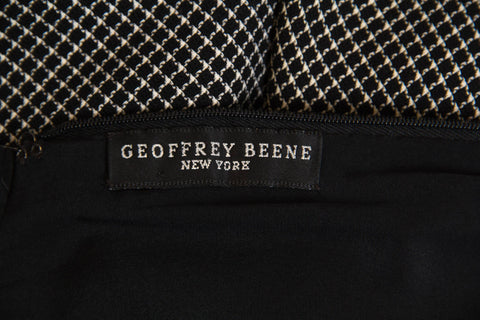 1980S Geoffrey Beene Grey Ensemble