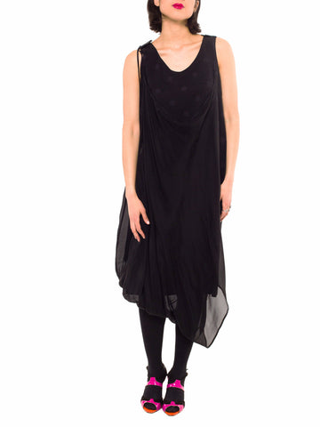 Y's By Yohji Yamamoto Two Layer Dress