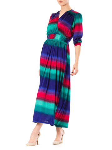 1970S Poly Already Uplaoaded Dress