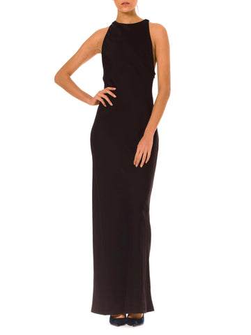 Yves Saint Laurent Bias Cut Gown