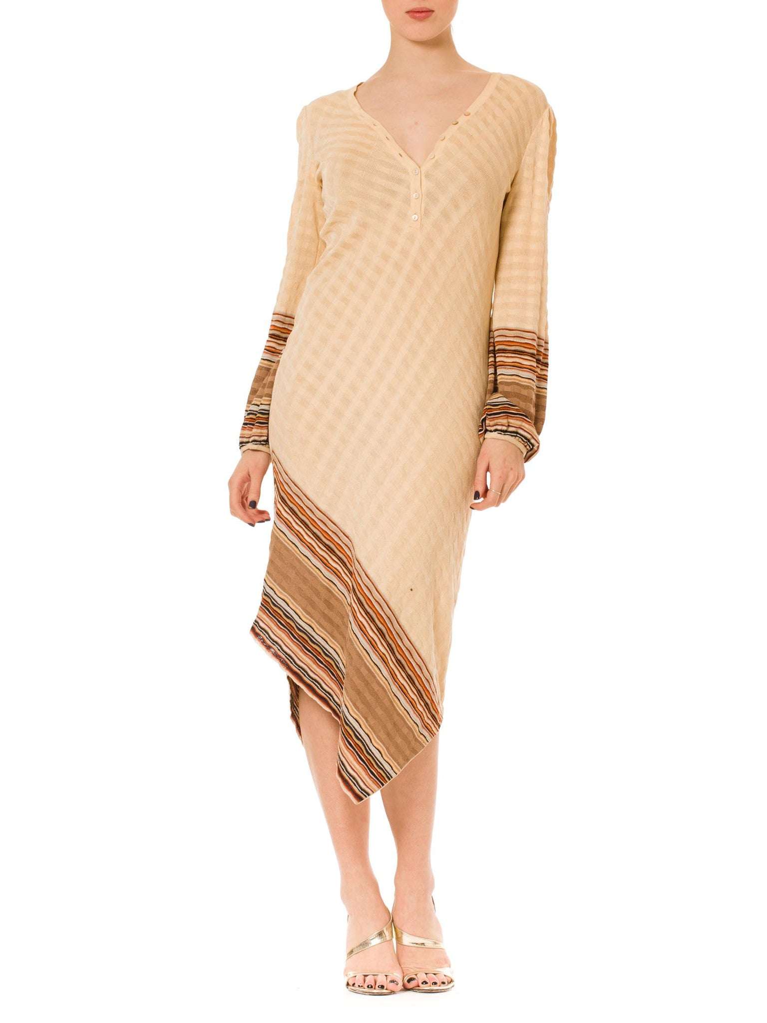 Missoni Boho Long Sleeve Dress