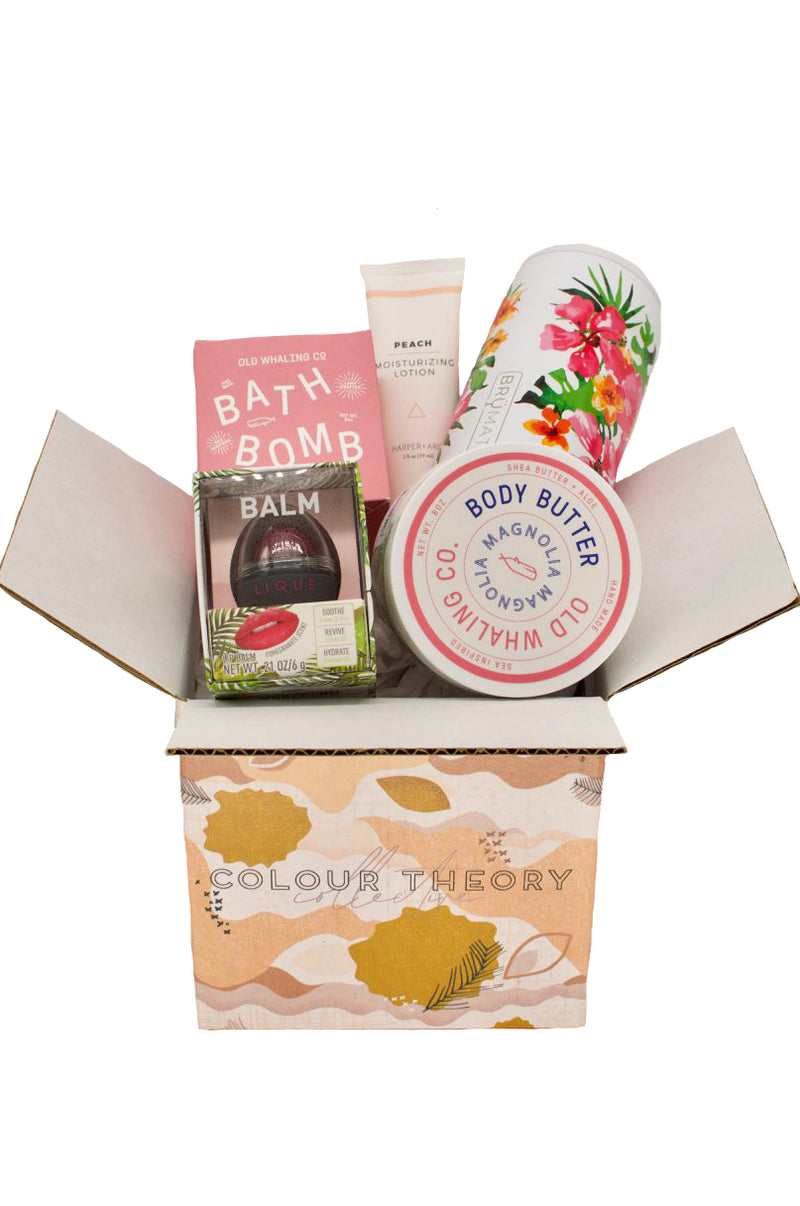 The Hibiscus Honey Box