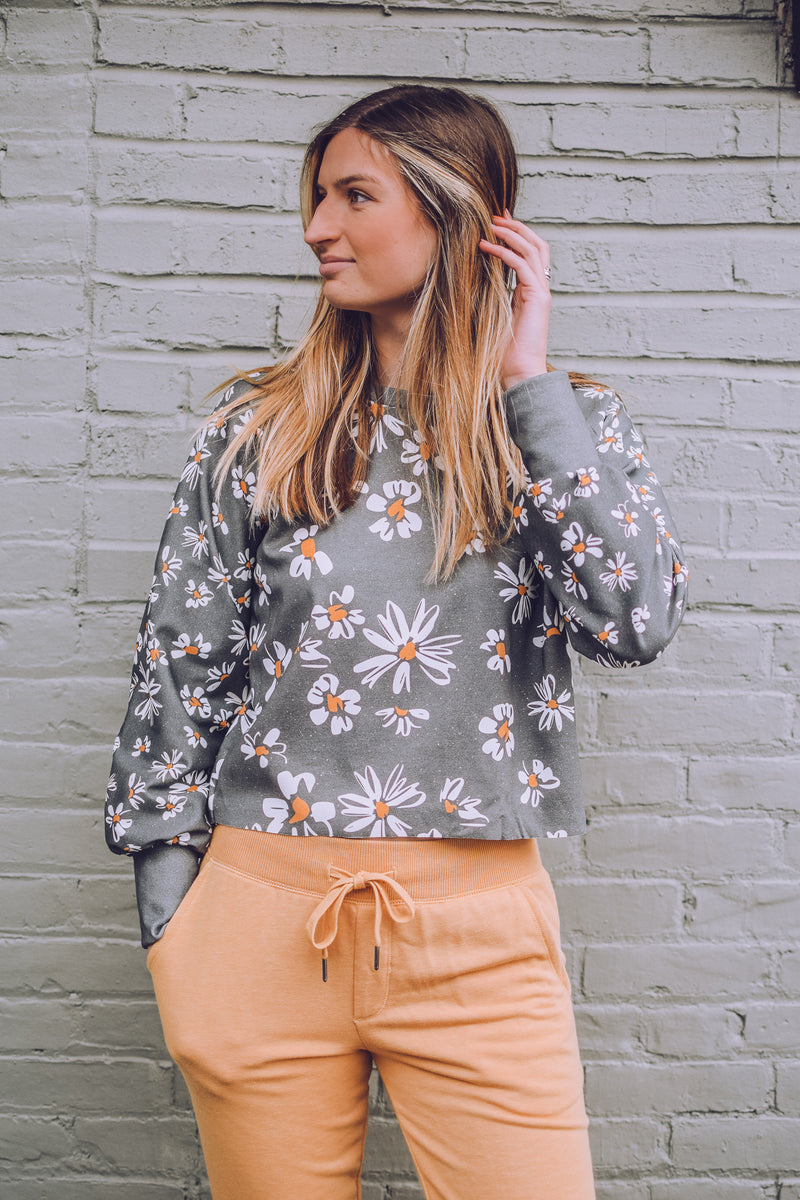 The Flower Power Top