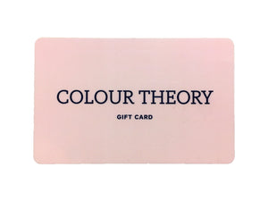 Colour Theory Gift Card