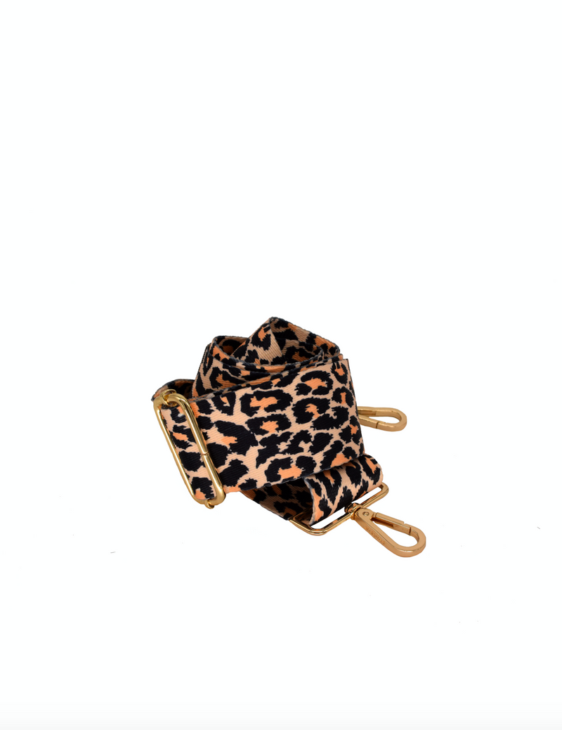 Cheetah Bag Strap