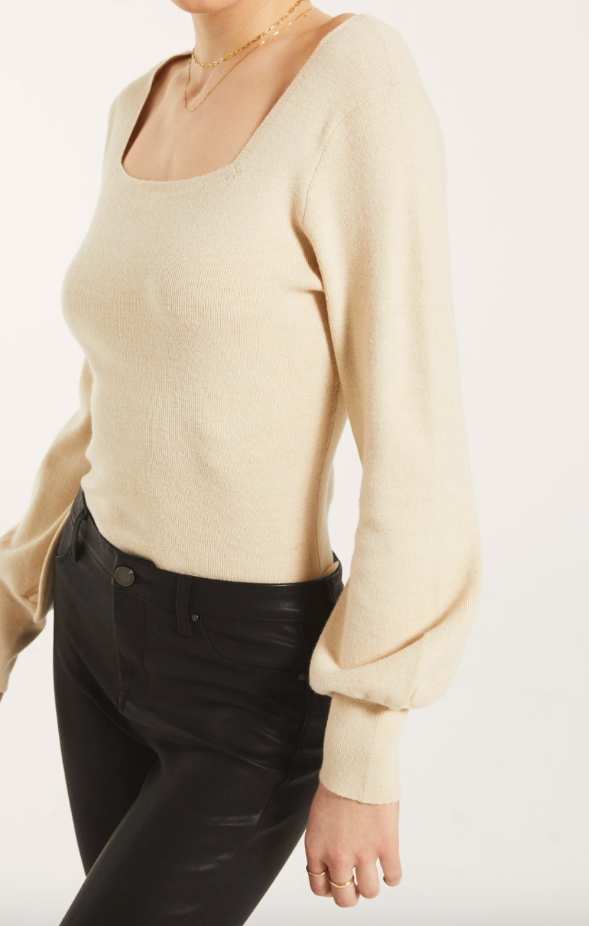 Luxembourg Sweater Oatmeal