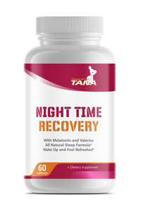 Night Time Recovery - Train with Tana