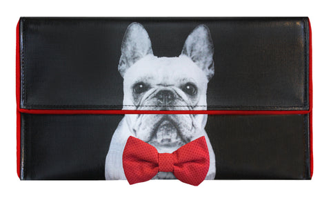 French Bulldog Clutch