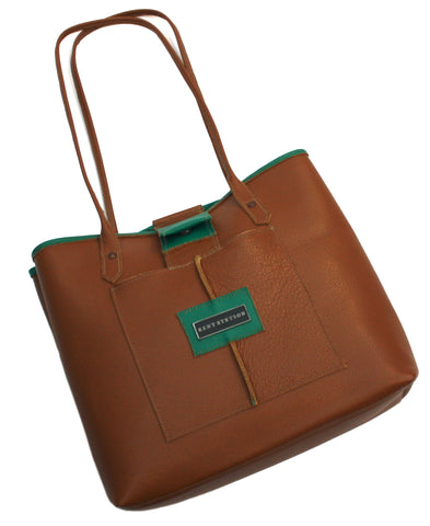 Caramel Everyday Tote