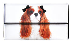 Cavalier King Charles Clutch