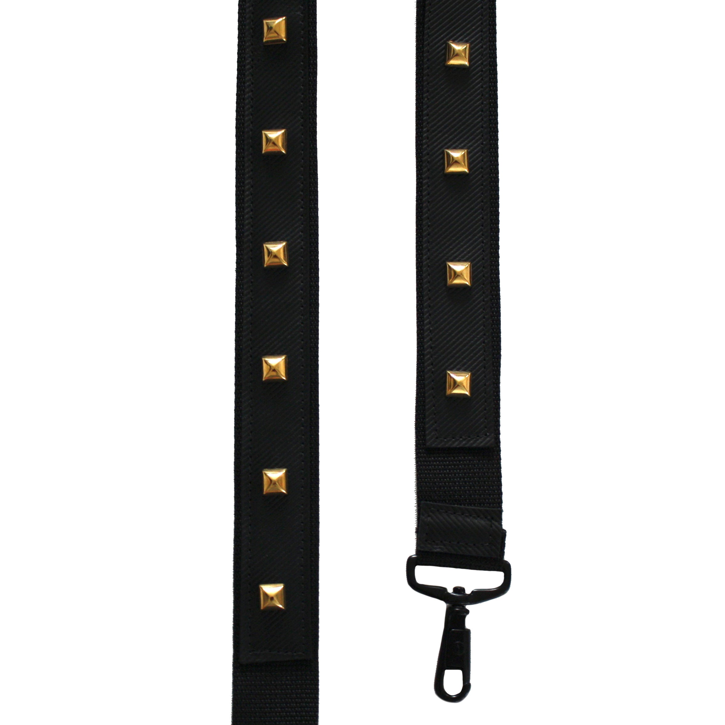 Gold Studded Shoulder Strap