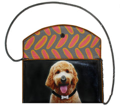 Goldendoodle Clutch