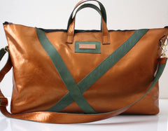 Copper Convertible Bag