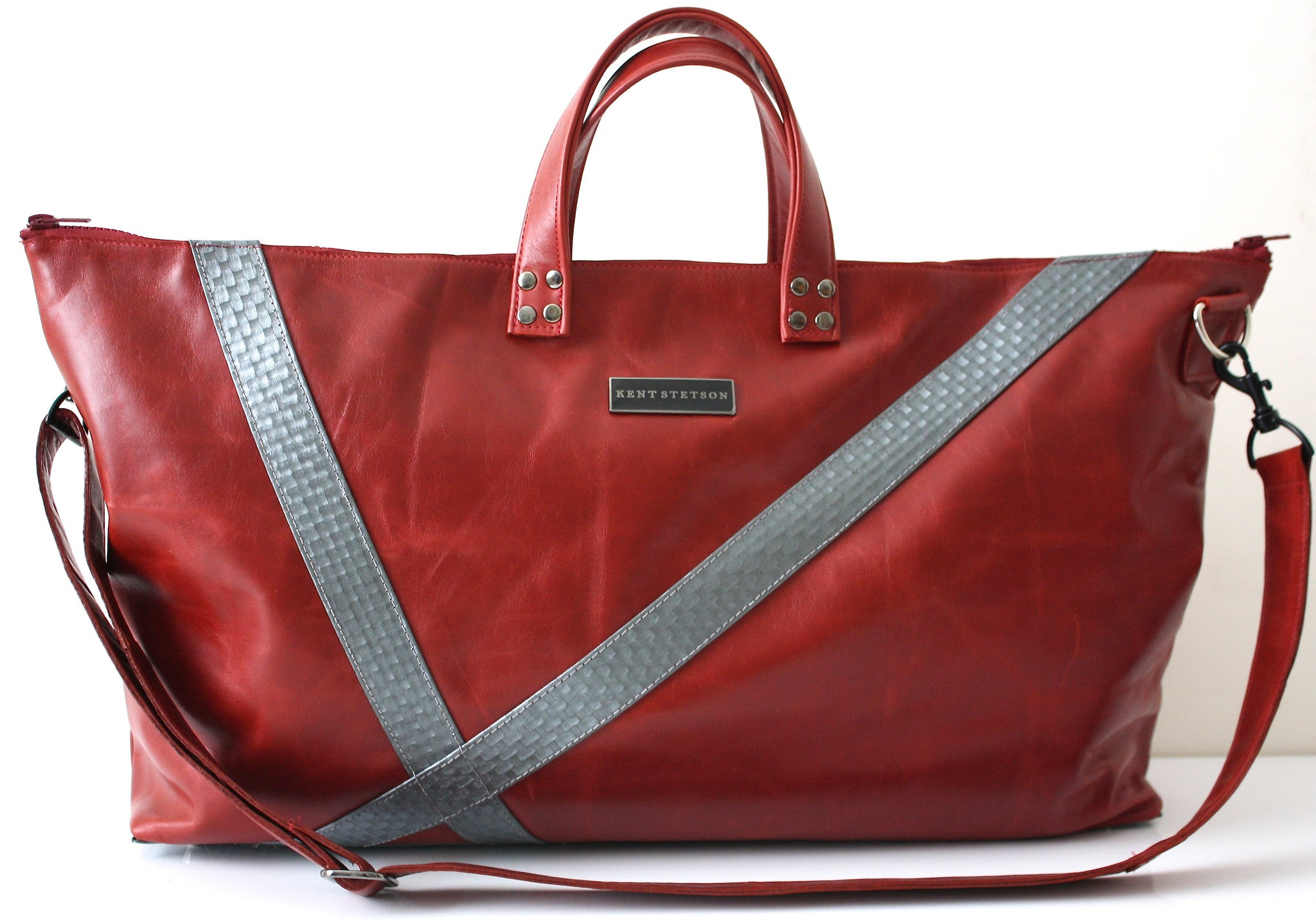 Red Convertible Bag