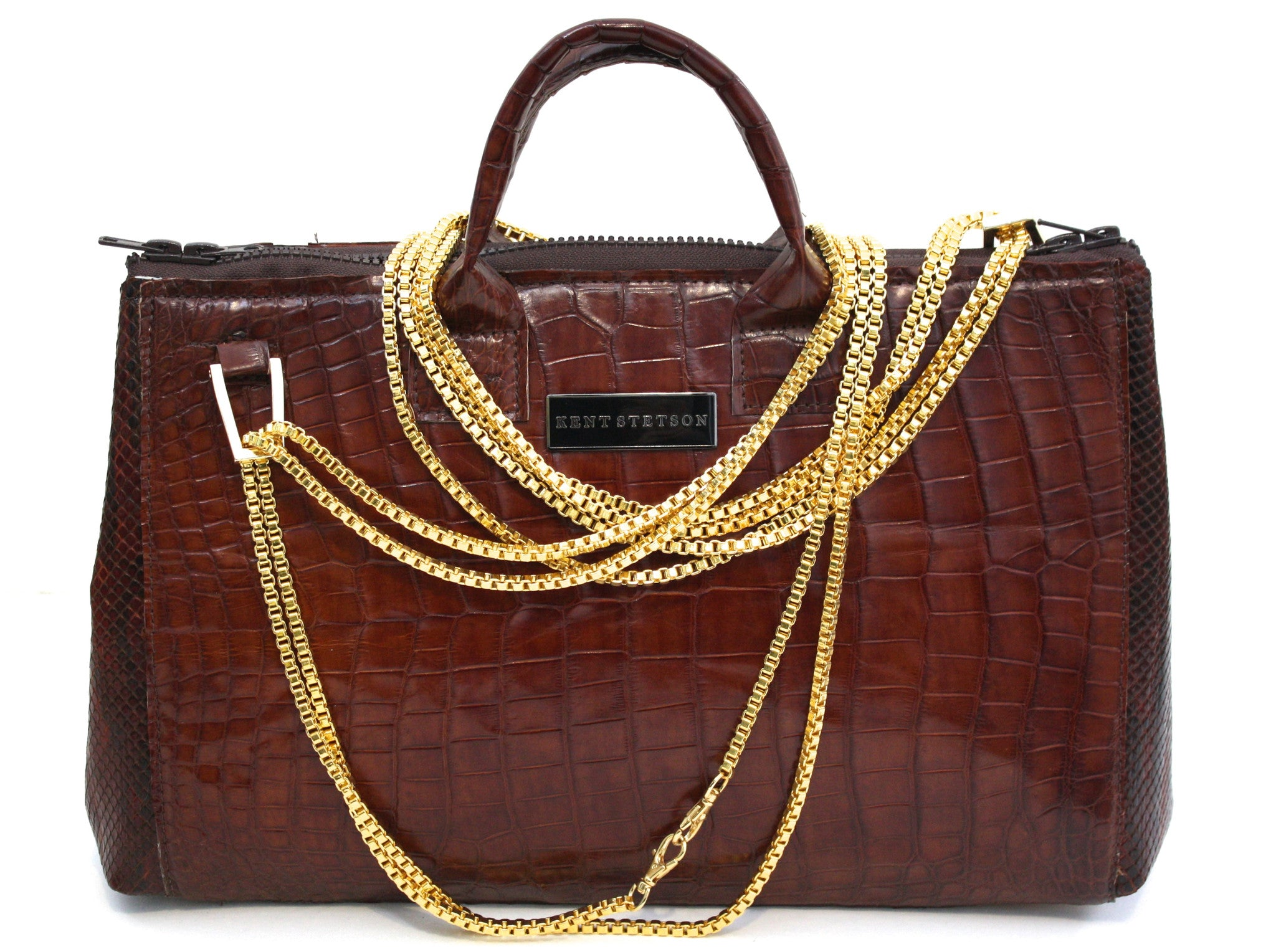 Luxe Convertible Tote