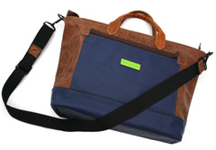 Unisex Color Block Carry-All