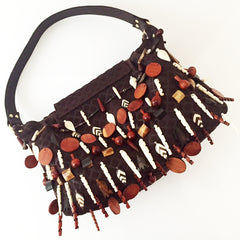 Safari Queen Shoulder Bag