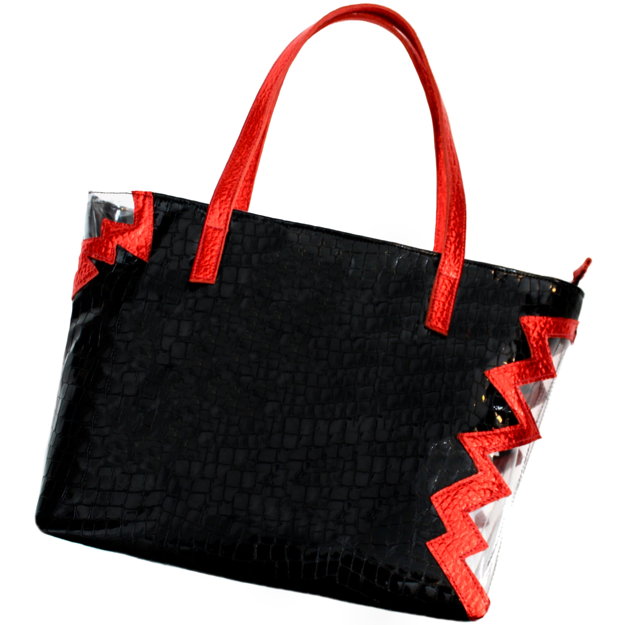 Jagged Edges Tote
