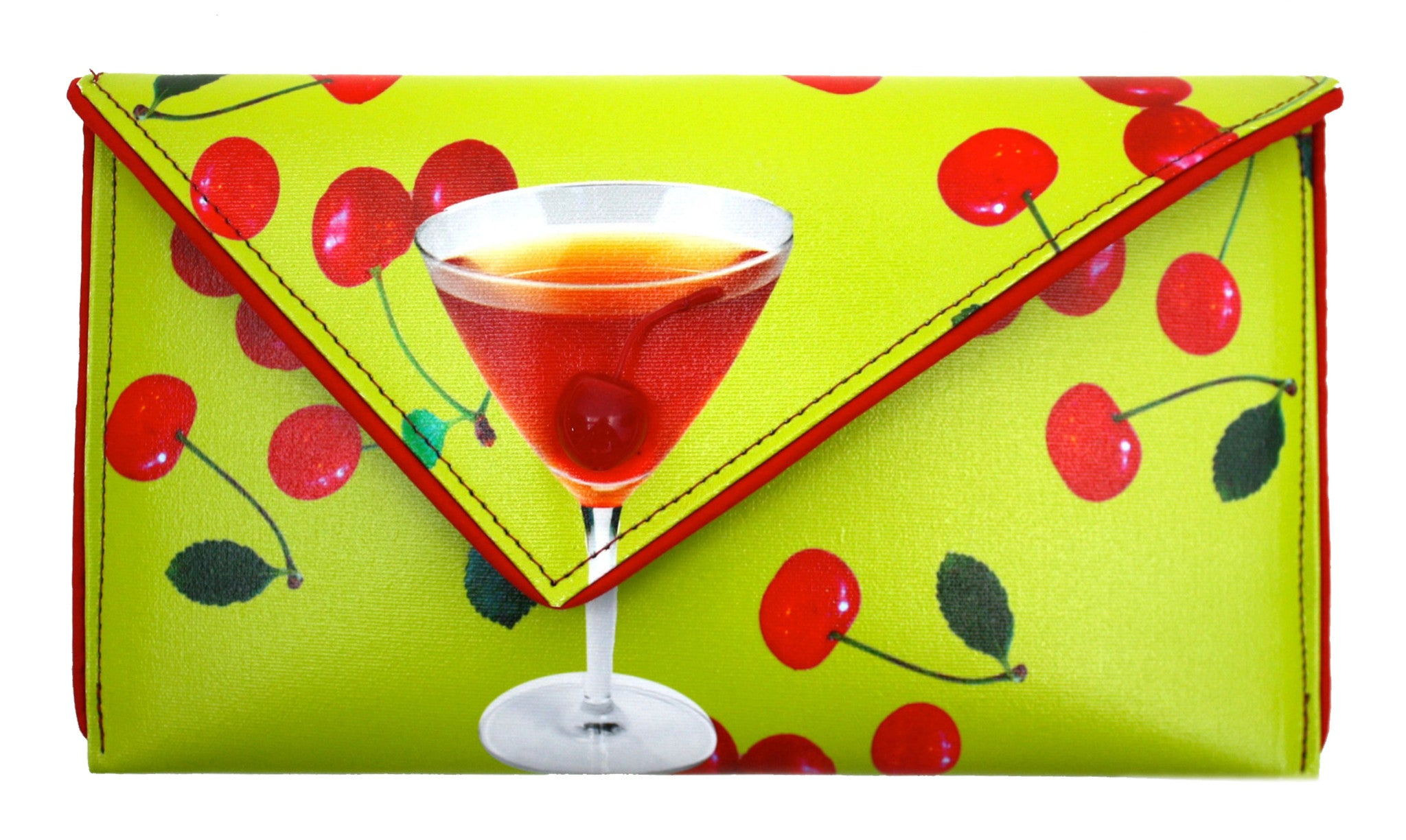 Manhattan Cocktail Clutch