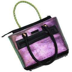 Mixed Media Hybrid Tote 3