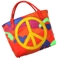 Peace Sign Tote
