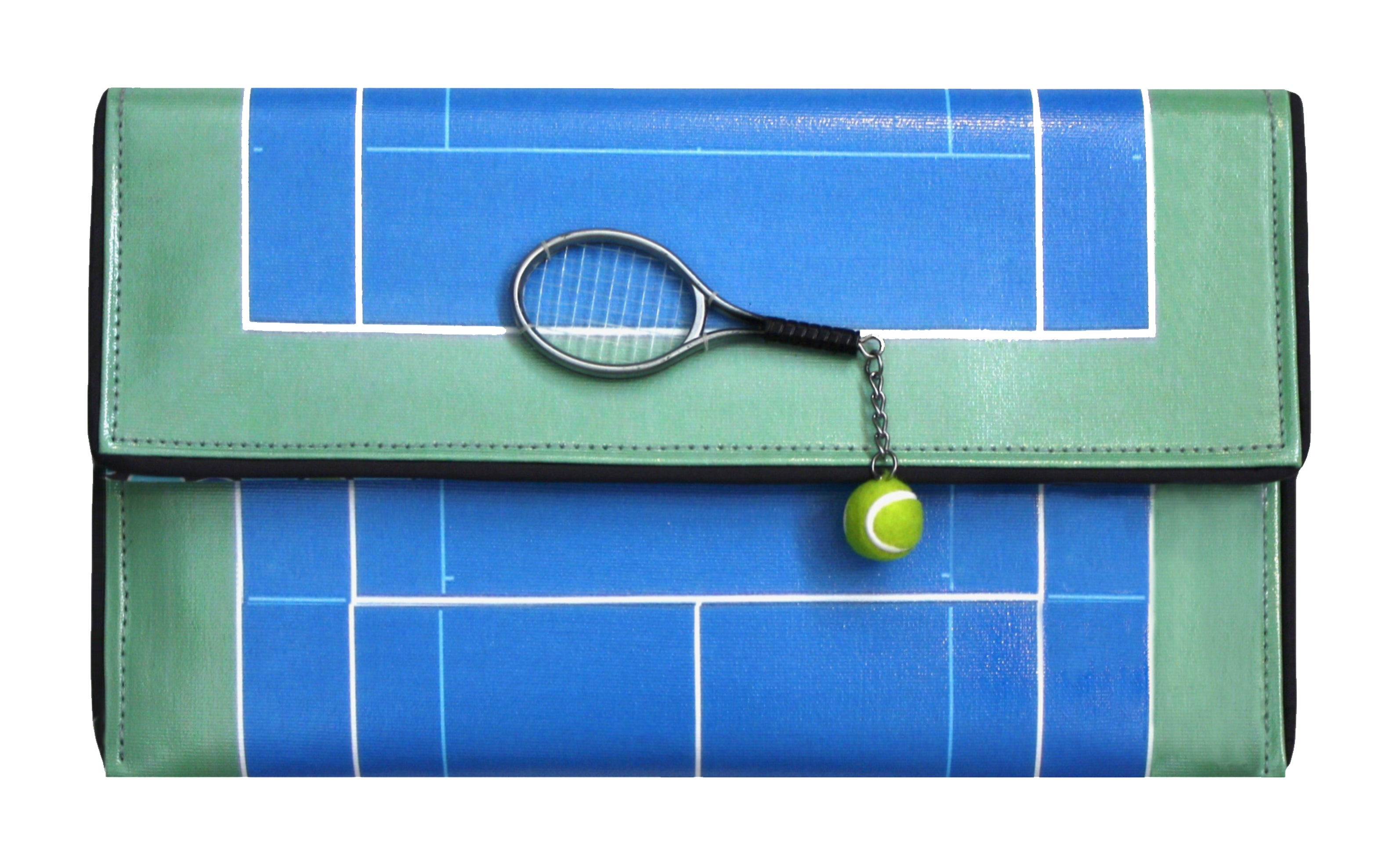 Tennis - Hard Court Clutch