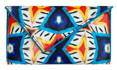 Kaleidoscopic Clutch