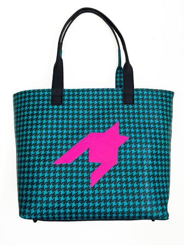 Pretty in Punk Large tote